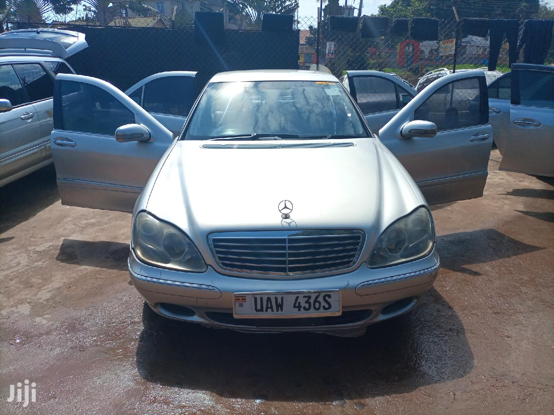 Archive: Mercedes-Benz SL Class 2006 Silver
