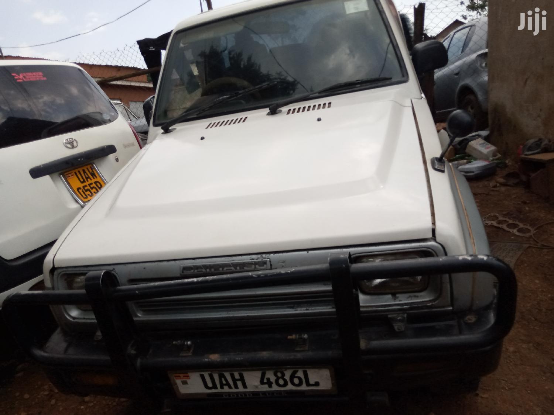 Suzuki RE 1988 White   Cars for sale in Kampala, Central Region, Uganda