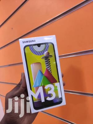 New Samsung Galaxy M31 128 GB Black   Mobile Phones for sale in Central Region, Kampala