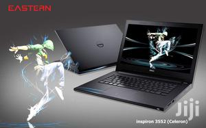 Laptop Dell Inspiron 15 3552 4GB Intel Celeron HDD 320GB   Laptops & Computers for sale in Central Region, Kampala