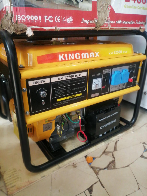 Kingmax Generator | Electrical Equipment for sale in Kampala, Central Region, Uganda