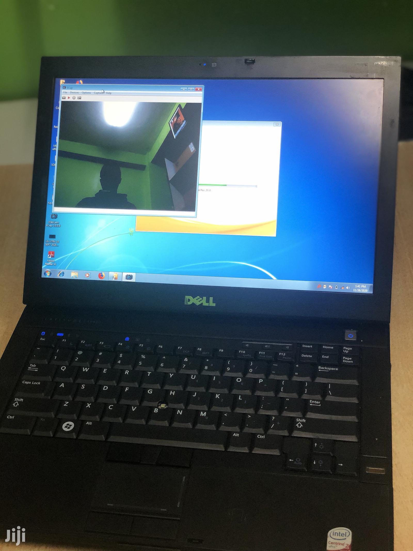 Archive: Laptop Dell Latitude E6400 2GB Intel Core 2 Duo HDD 250GB