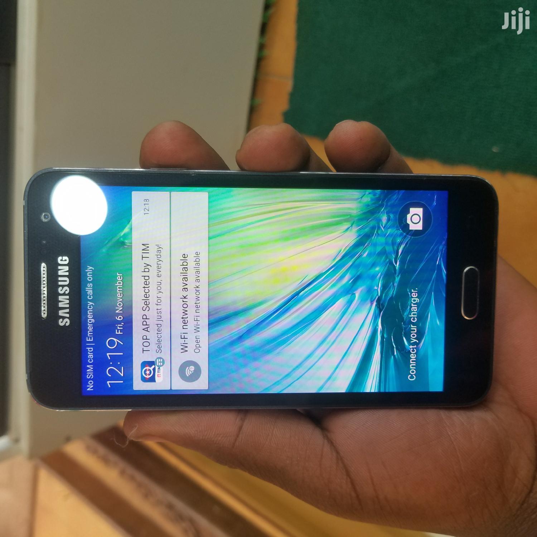 Samsung Galaxy A3 16 GB Black | Mobile Phones for sale in Kampala, Central Region, Uganda
