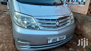 Toyota Alphard 2007 Silver   Cars for sale in Central Region, Kampala