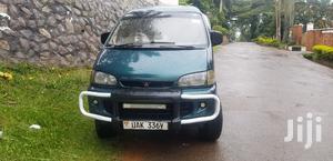 Mitsubishi Delica 1999 Green | Cars for sale in Central Region, Kampala