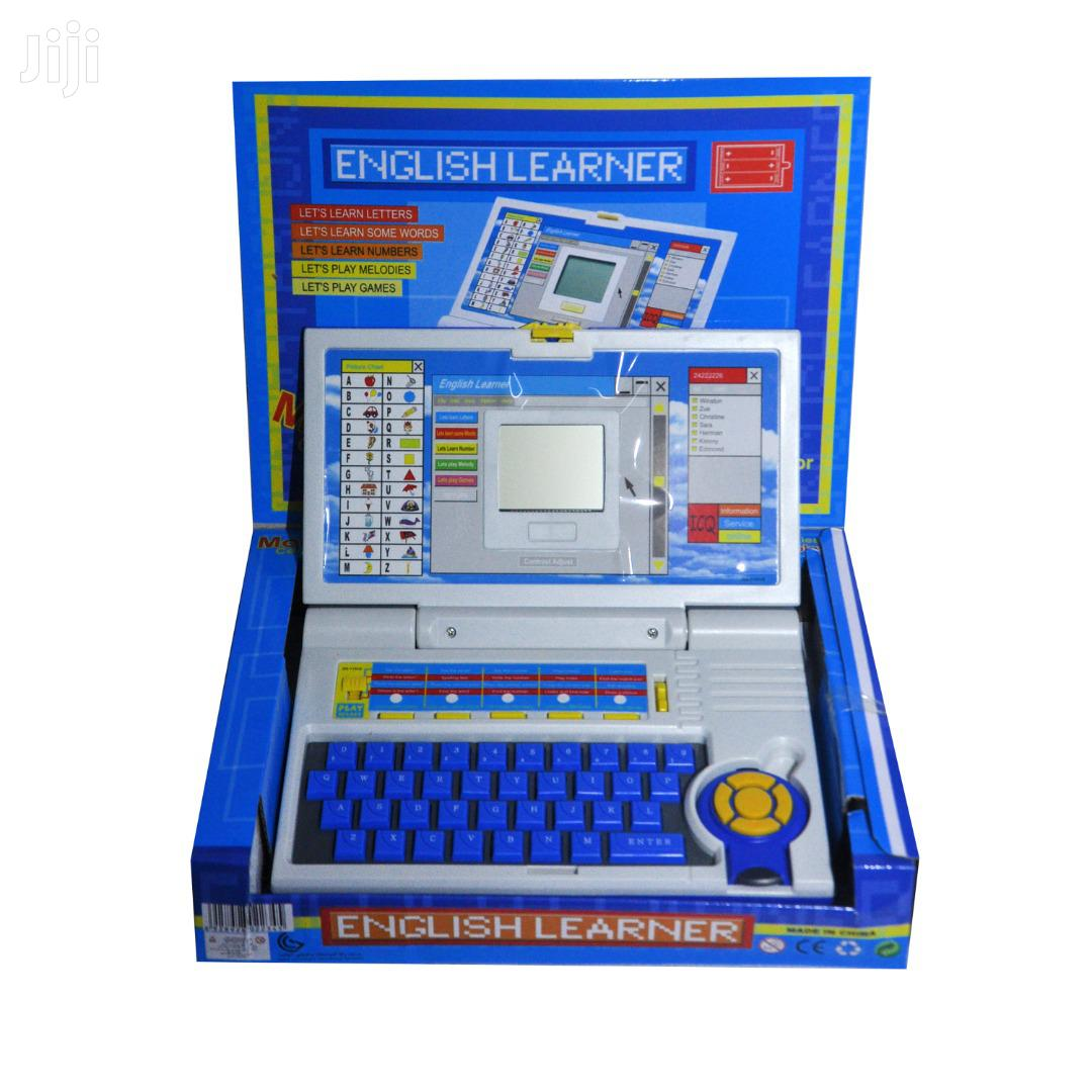 Laptop English Learner Kids | Babies & Kids Accessories for sale in Kampala, Central Region, Uganda