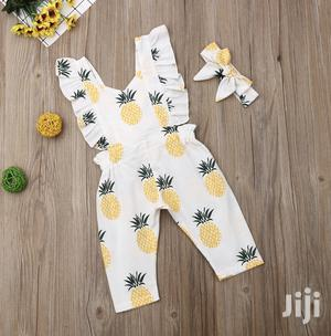Baby Girl Jumpsuit | Children's Clothing for sale in Central Region, Kampala