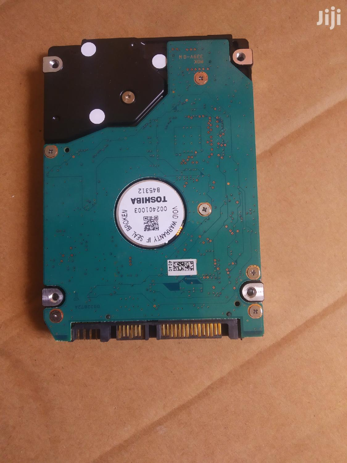 Archive: 500GB External Hard Disk