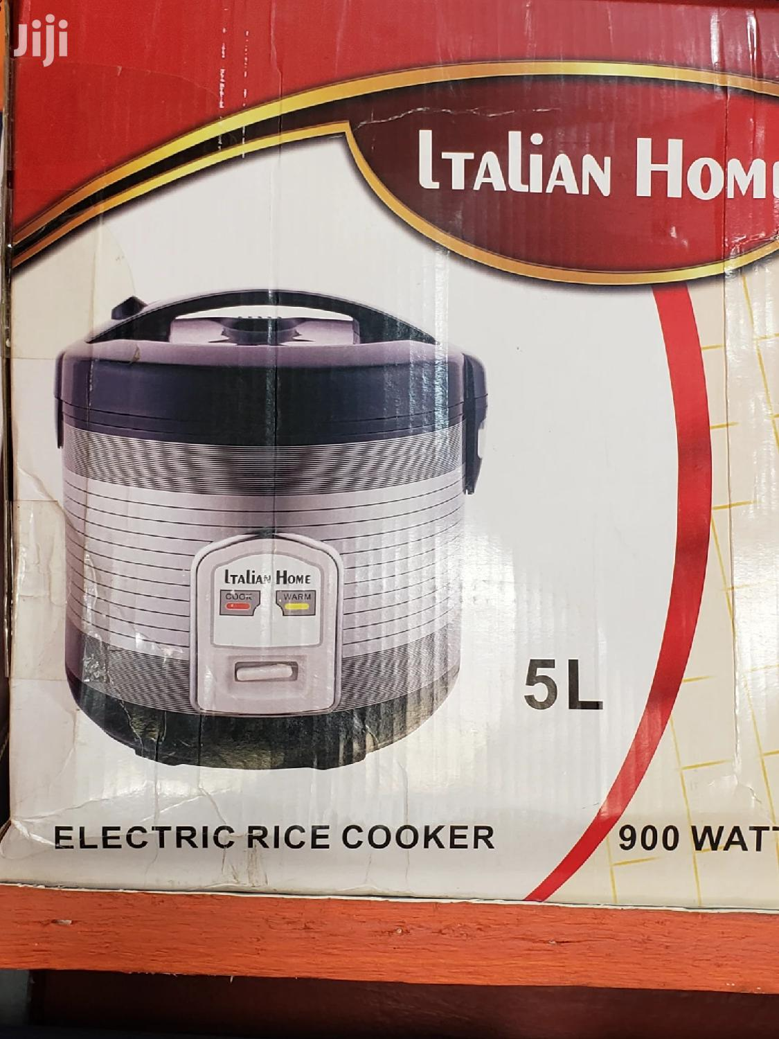 Archive: Italian Home Glass Rice Cooker 5l