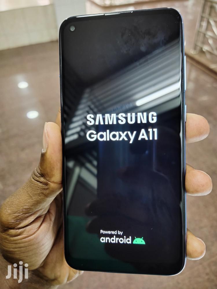 Samsung Galaxy A11 32 GB Blue   Mobile Phones for sale in Kampala, Central Region, Uganda
