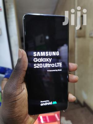 Samsung Galaxy S20 Ultra 128 GB Black | Mobile Phones for sale in Central Region, Kampala