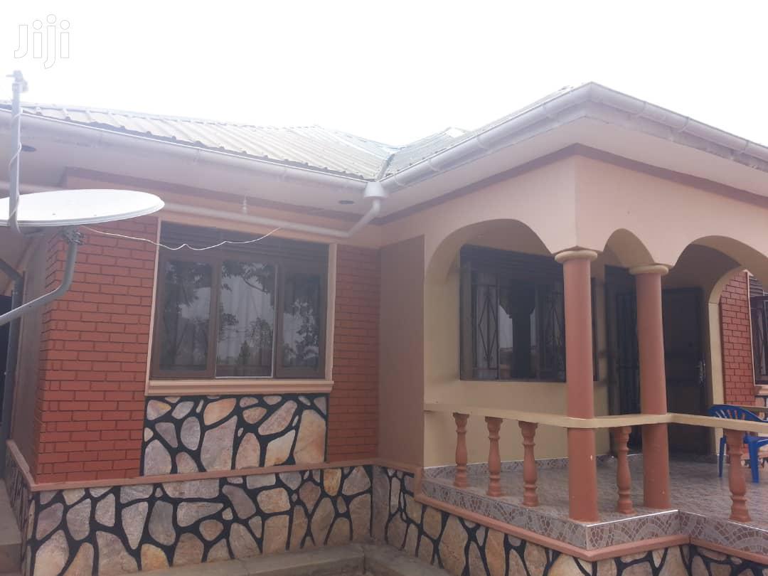 Furnished 3 Bedroom Residential House in Namulanda for Rent