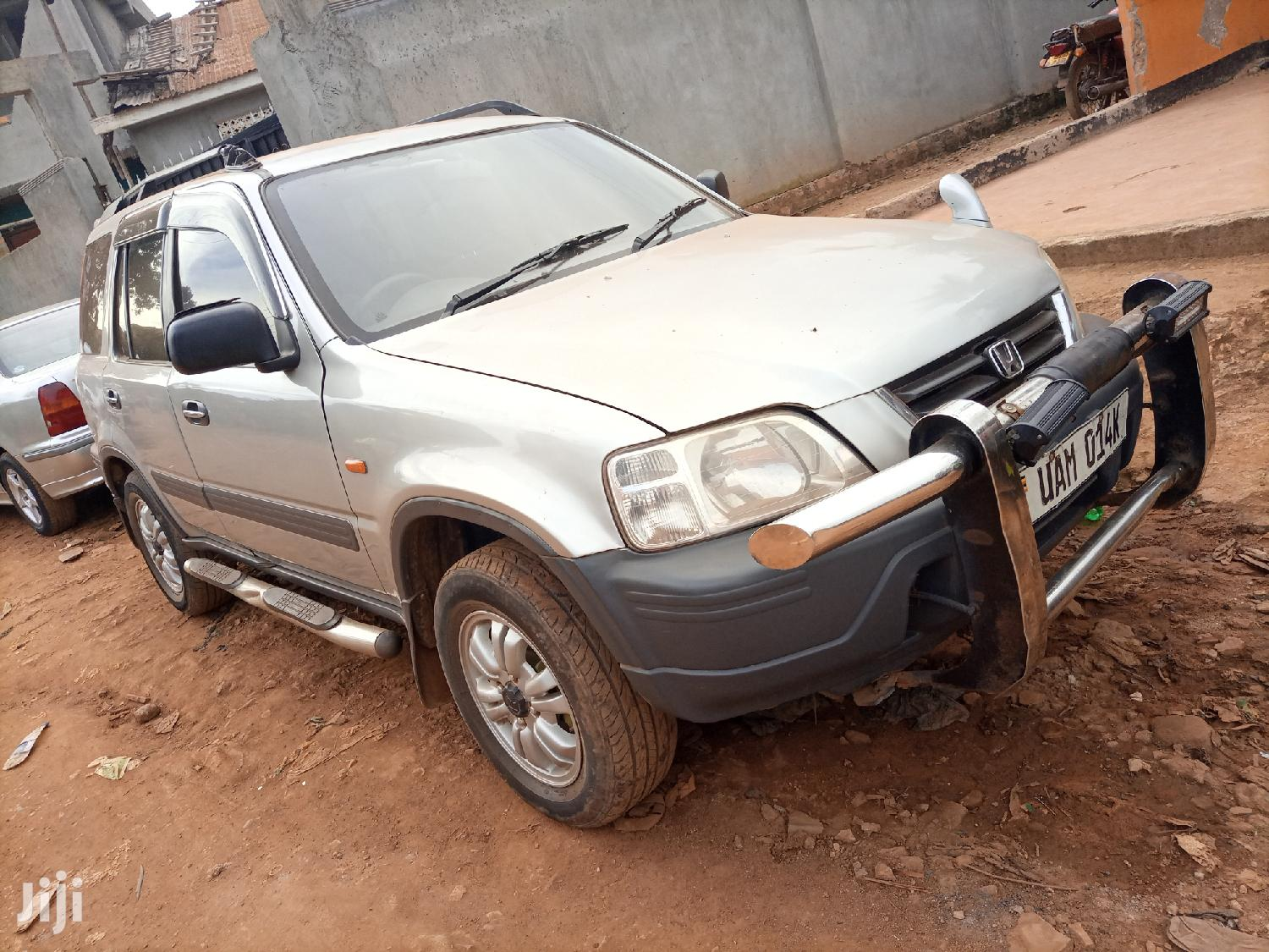 Honda CR-V 1999 Silver | Cars for sale in Kampala, Central Region, Uganda
