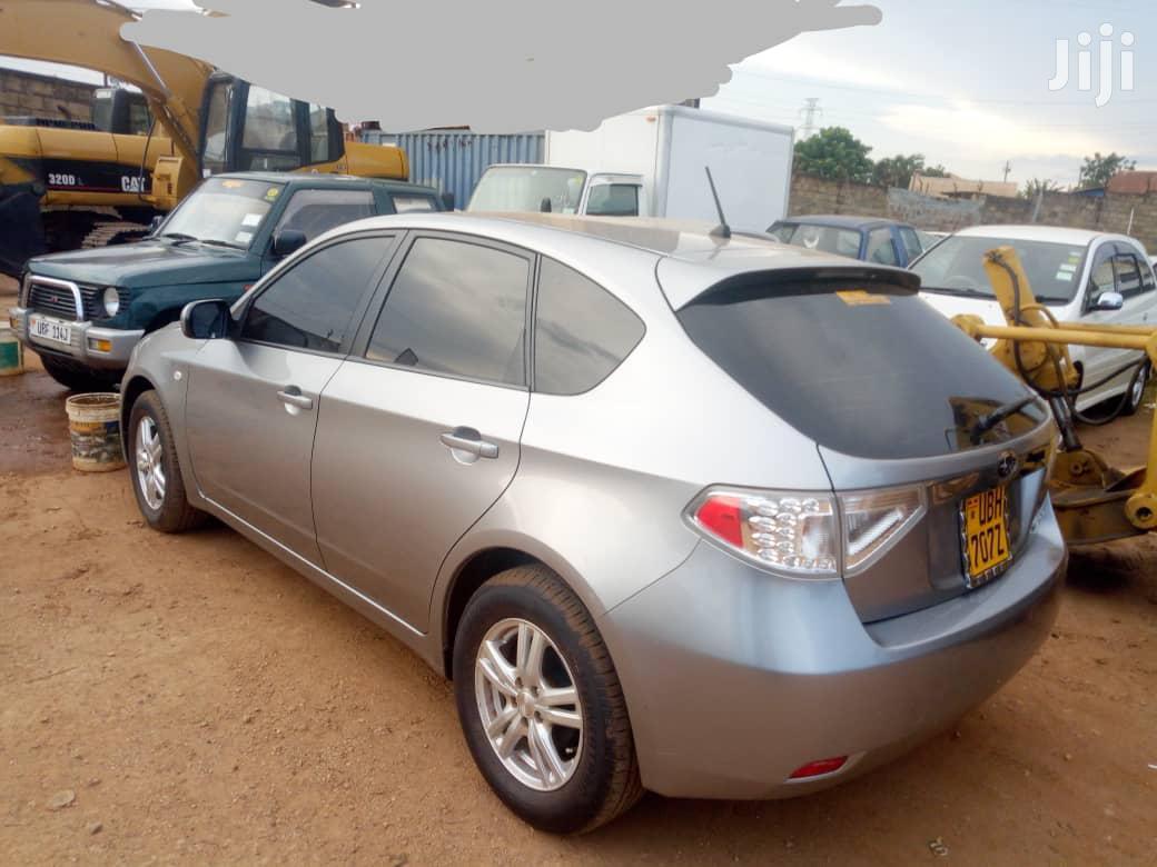 Archive: Subaru Impreza 2008 Gray