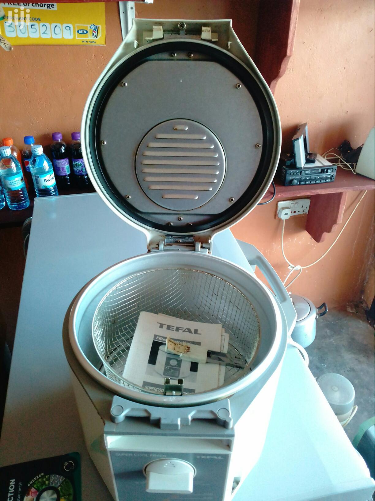 Archive: UK Used Tefal Deep Fryer