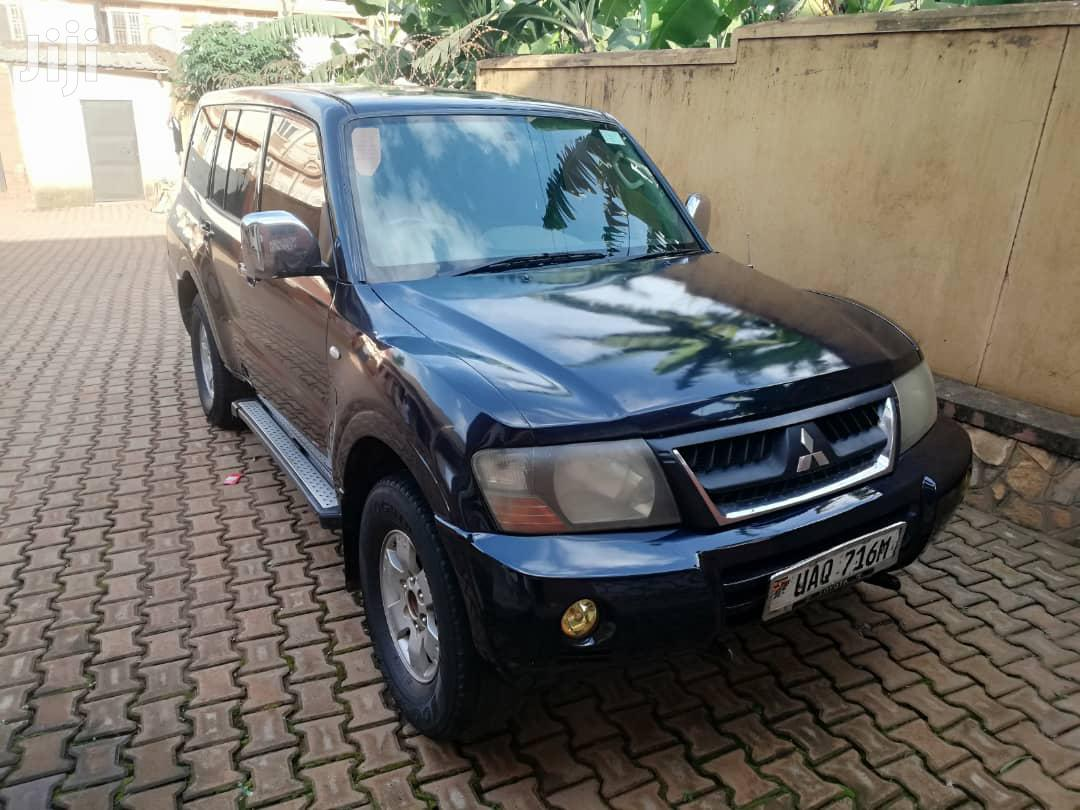 Mitsubishi Pajero 2004 Sport Blue | Cars for sale in Kampala, Central Region, Uganda