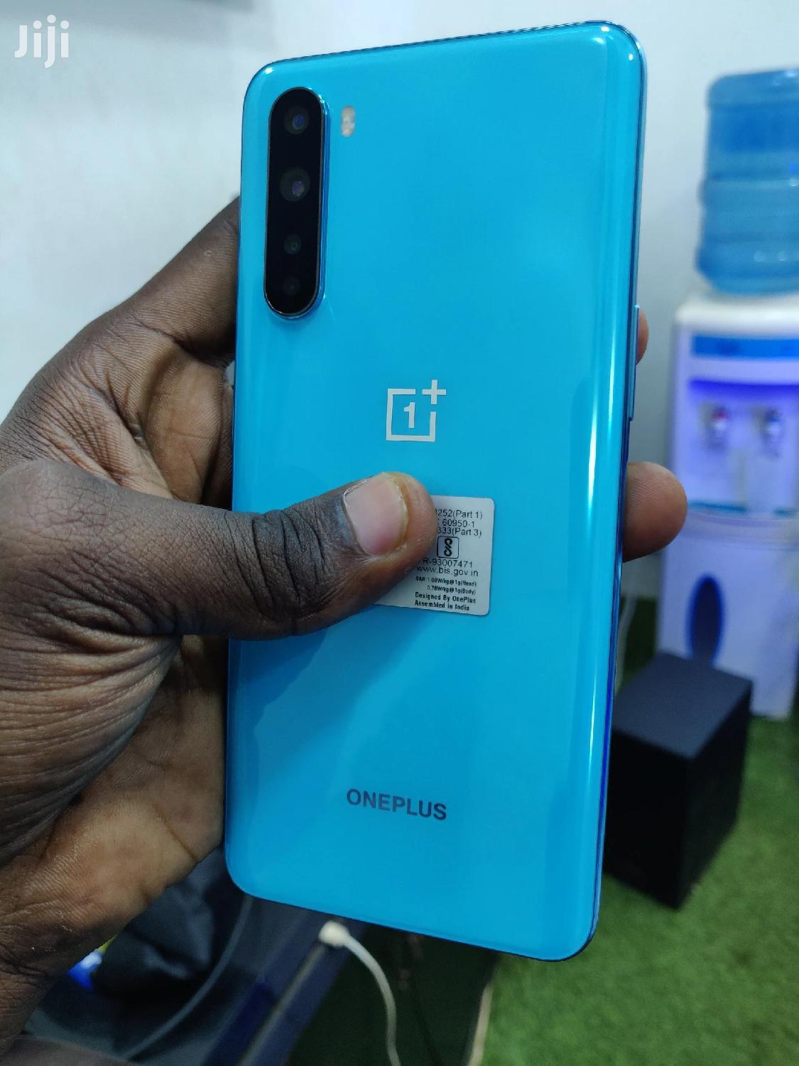 OnePlus Nord 256 GB Blue