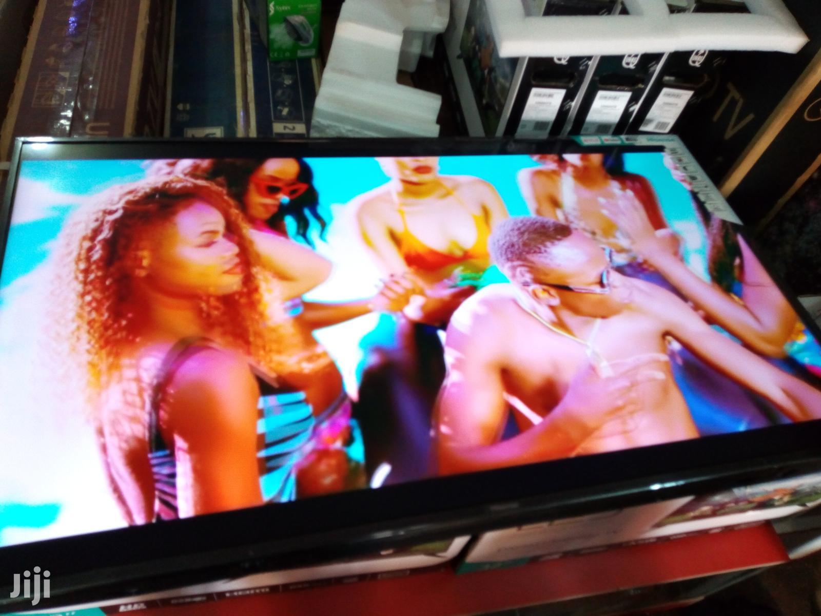 Hisense 4K Uhd Smart LED Tvs 55 Inches   TV & DVD Equipment for sale in Kampala, Central Region, Uganda
