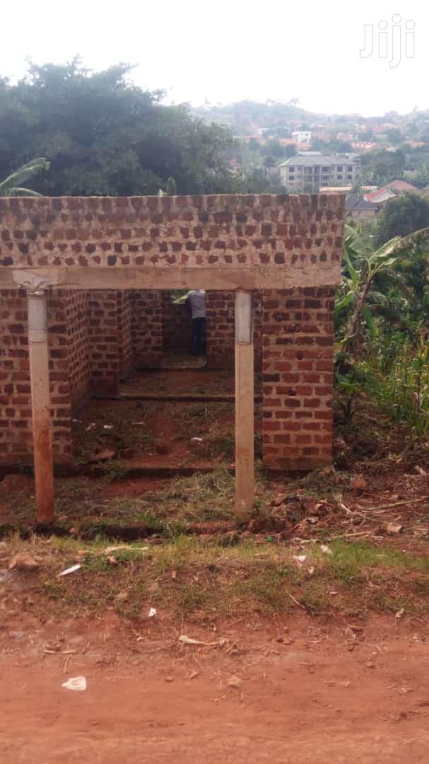 Semi Finished Shell House In Bunamwaya Ngobe For Sale