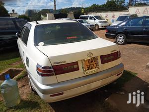Toyota Premio 2000 White   Cars for sale in Central Region, Kampala
