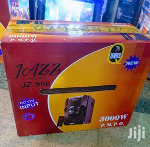 Jazz Bass Woofer, Bluetooth, FM Radio, Flash Disk Support   Audio & Music Equipment for sale in Central Region, Kampala