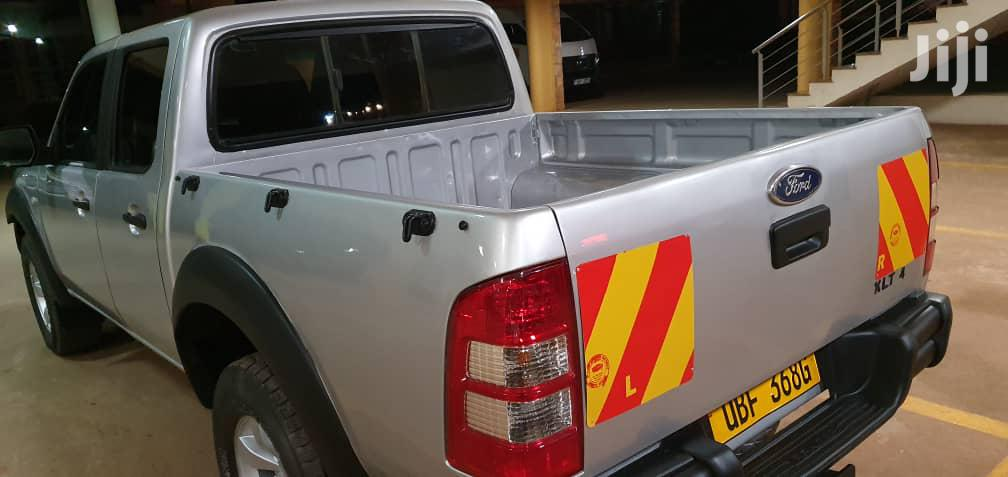 Archive: Ford Ranger 2009 Super Cab Silver