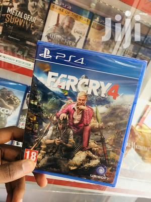 Far Cry 4 Ps4 Game | Video Games for sale in Central Region, Kampala