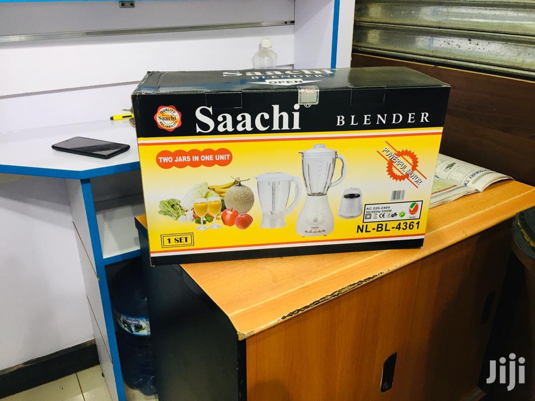 Saachi Blender   Kitchen Appliances for sale in Kampala, Central Region, Uganda