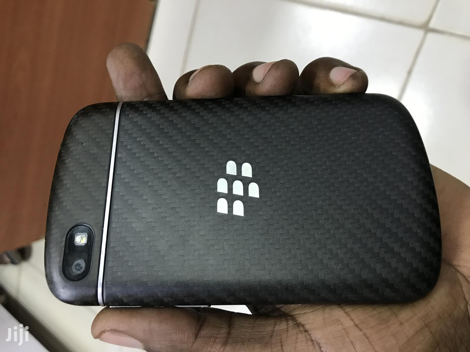 BlackBerry Q10 16 GB Black | Mobile Phones for sale in Kampala, Central Region, Uganda