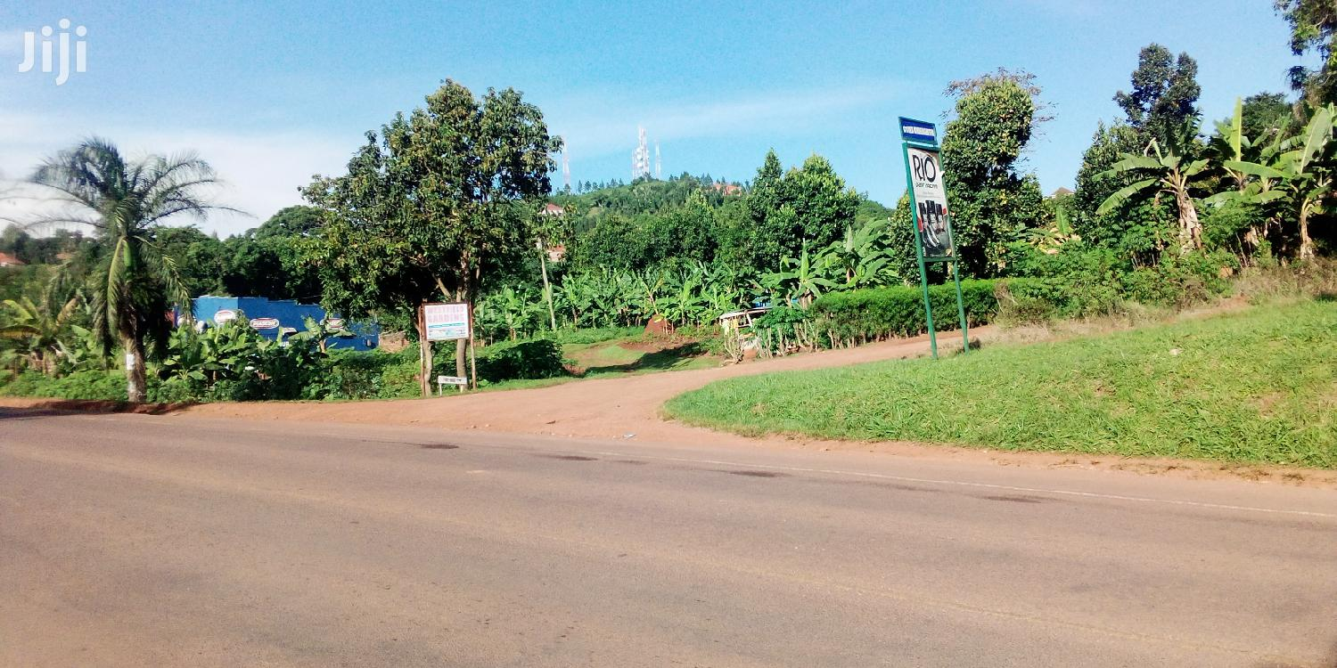 1 Acre Space Piece Of Land For Rent On Entebbe Road Kampala
