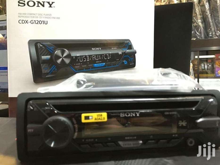 Sony Car Radio Xplod
