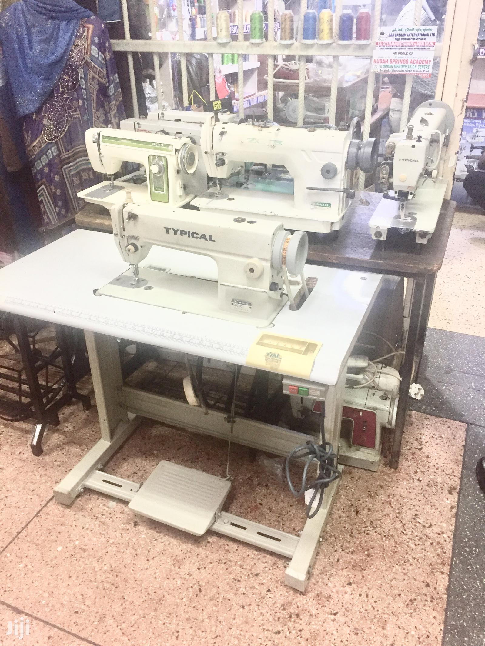 Typical Sewing Industrial Machine
