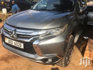 Mitsubishi Montero Sport 2015 Gray   Cars for sale in Central Region, Kampala