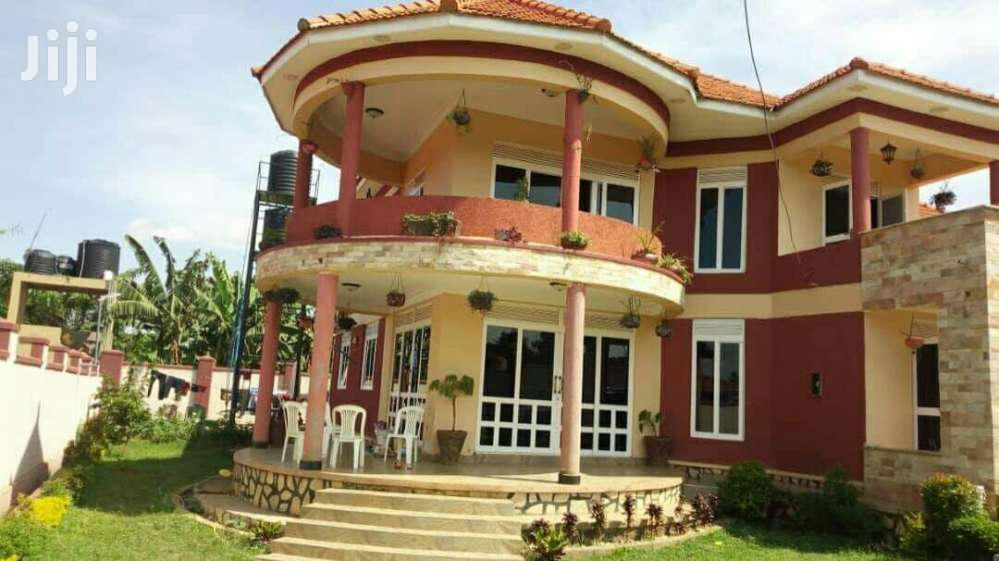 Three Bedroom House In Gayaza For Sale