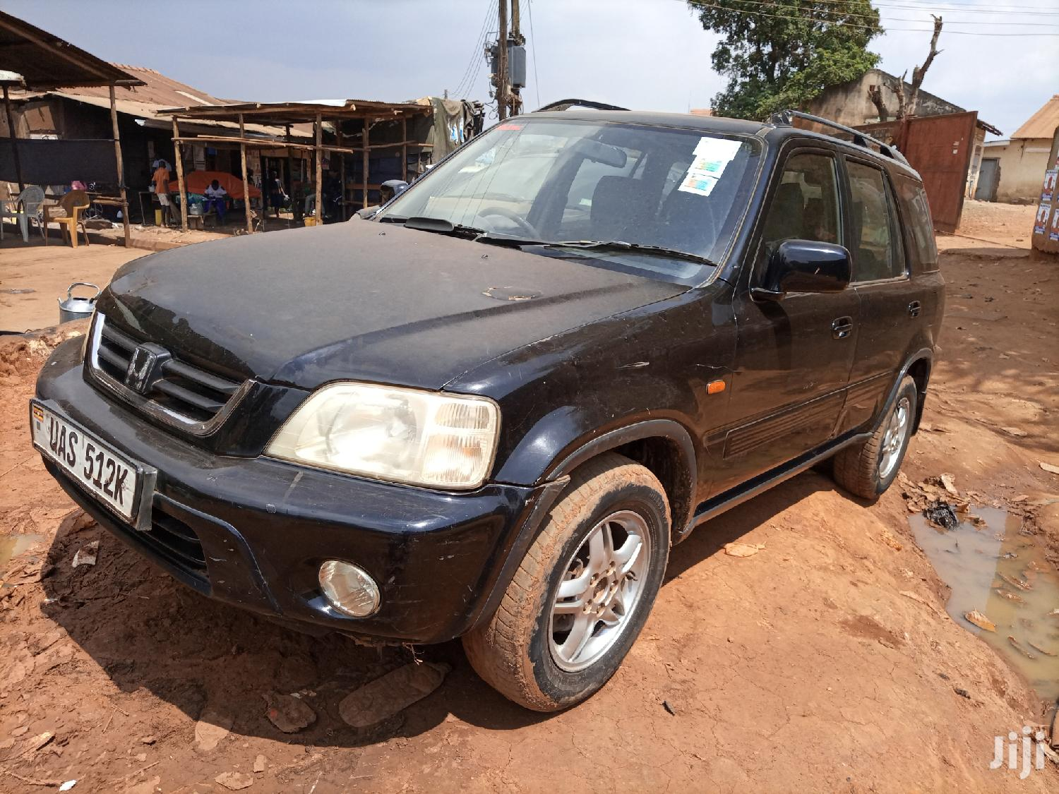 Honda CR-V 1999 Black | Cars for sale in Kampala, Central Region, Uganda