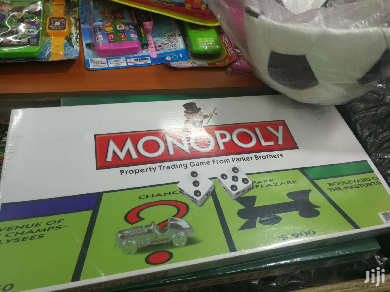 Monopoly Board Game Set