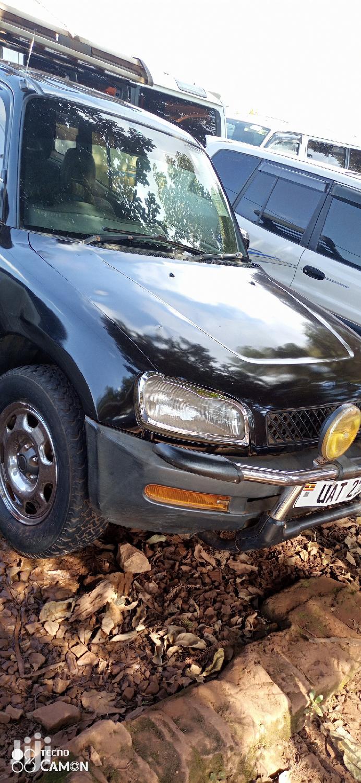 Toyota RAV4 1998 Cabriolet Green