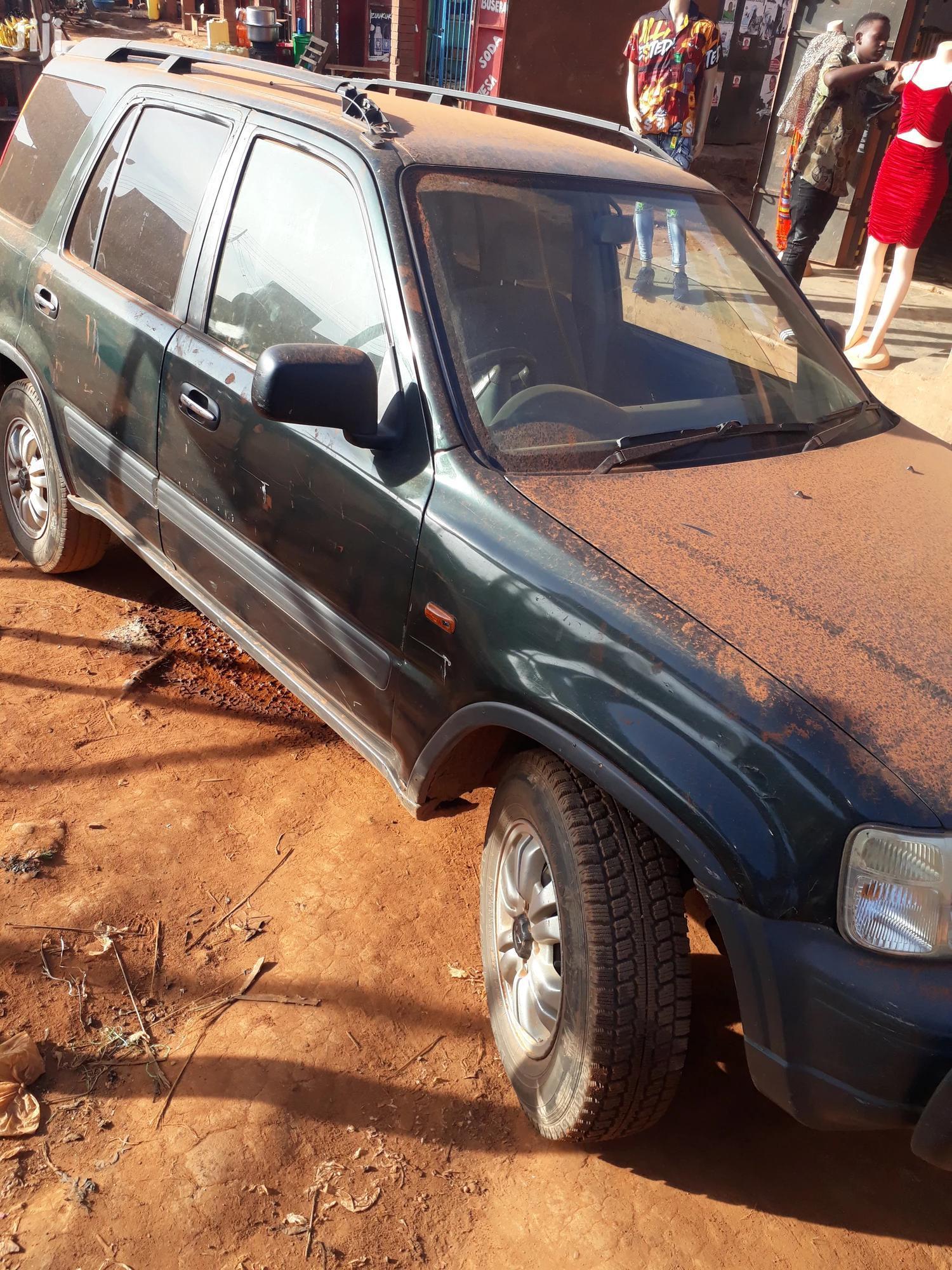 Honda CR-V 1999 Green | Cars for sale in Kampala, Central Region, Uganda