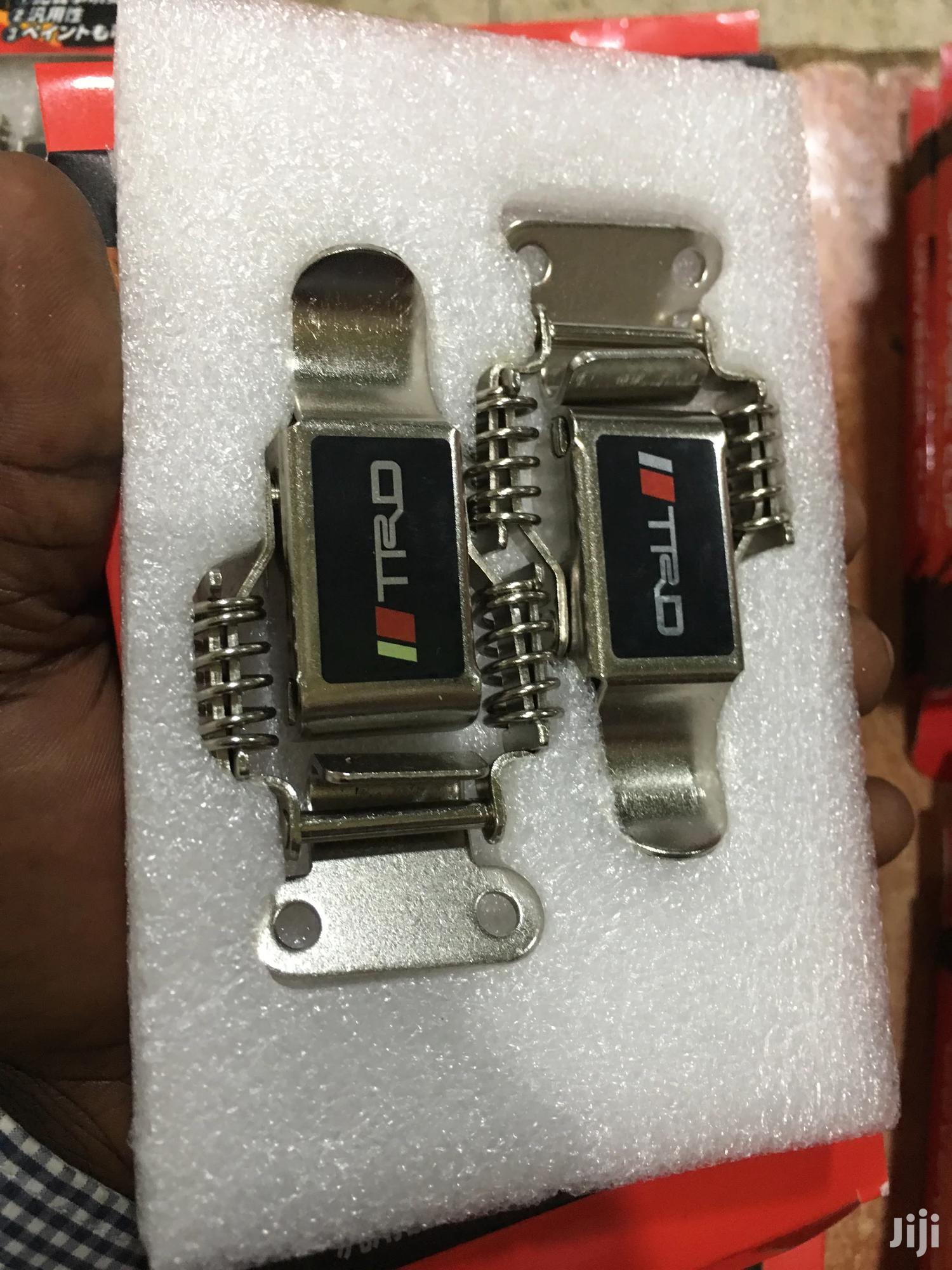 Premium Bumper Clips With Springs-big Size | Vehicle Parts & Accessories for sale in Kampala, Central Region, Uganda
