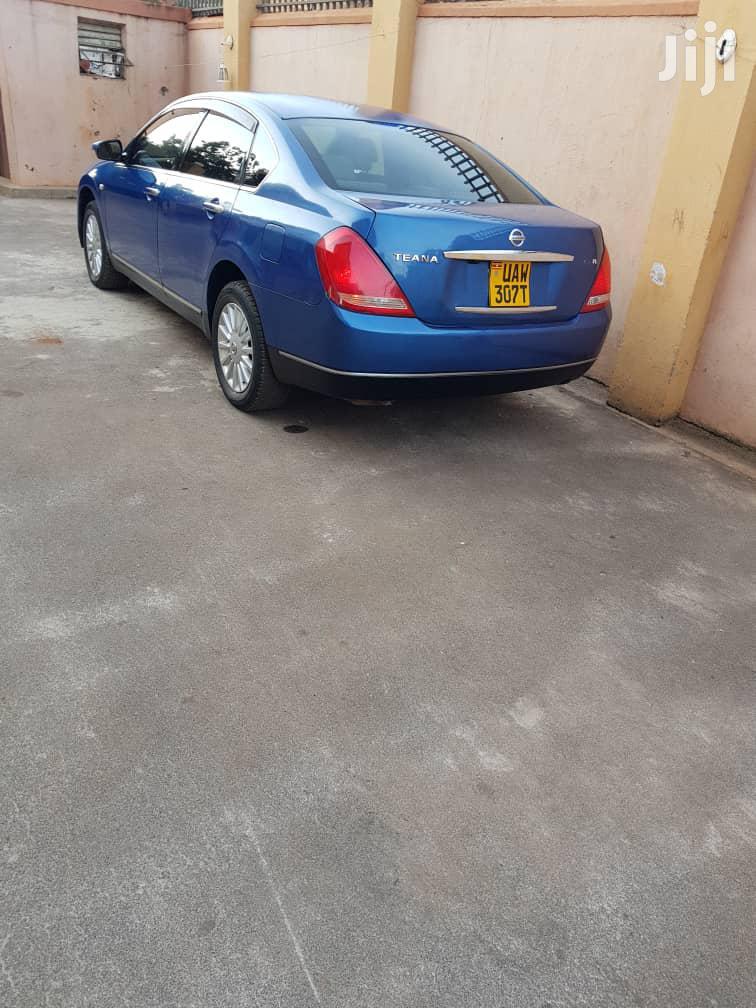 Nissan Teana 2003 Blue | Cars for sale in Kampala, Central Region, Uganda