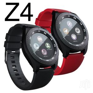 Z4 Bluetooth 3.0 Smartwatch | Smart Watches & Trackers for sale in Central Region, Kampala