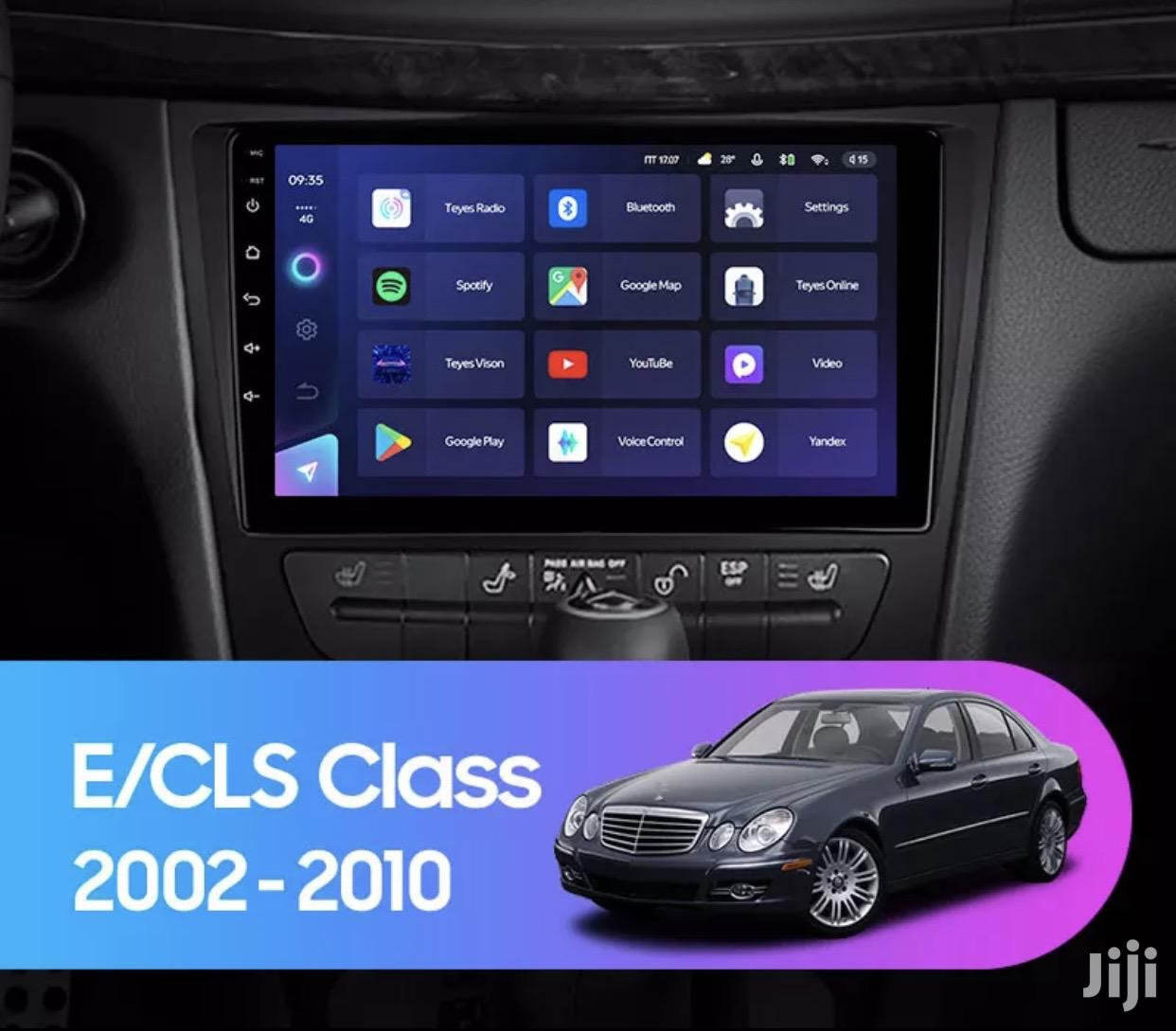 Android Player for Benz E-Class W211, CLS CLASS W219