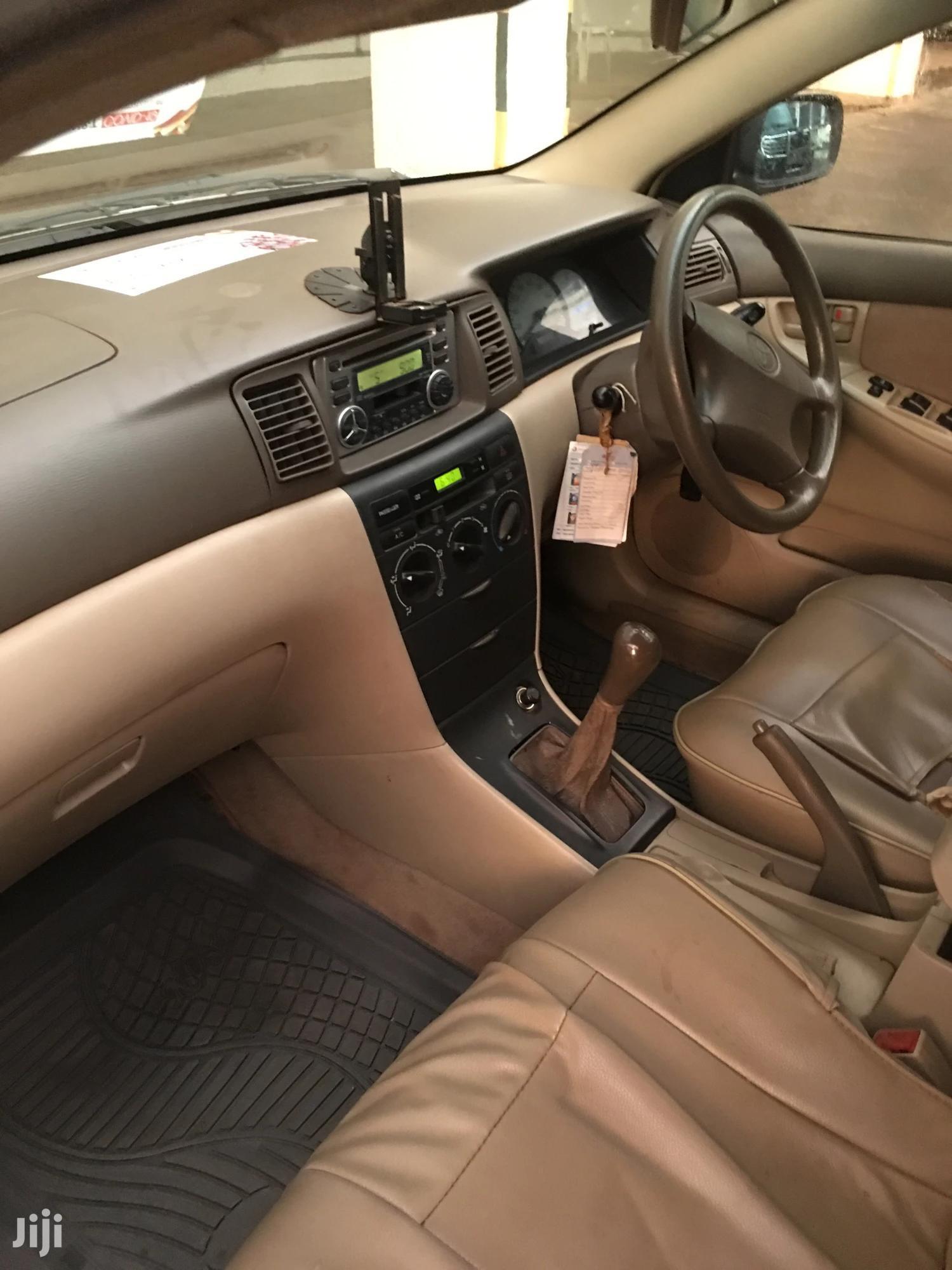Toyota Corolla Fielder 2001 Silver | Cars for sale in Kampala, Central Region, Uganda