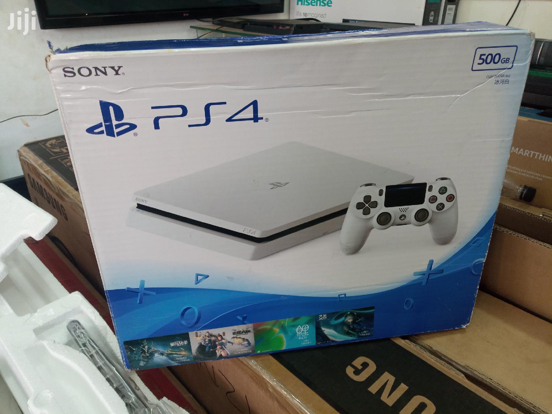 Playstation 4 Slim Standard Edition Fullest | Video Game Consoles for sale in Kampala, Central Region, Uganda