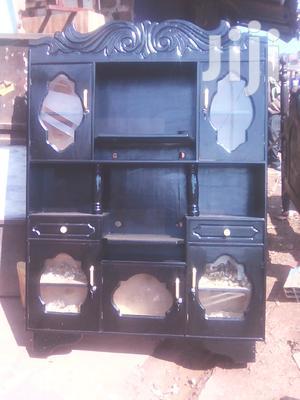 Cupboard Black | Furniture for sale in Central Region, Kampala