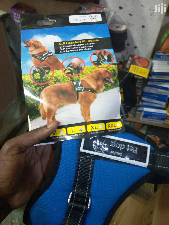 Pet Dog Soft Adjustable Harness | Pet's Accessories for sale in Kampala, Central Region, Uganda