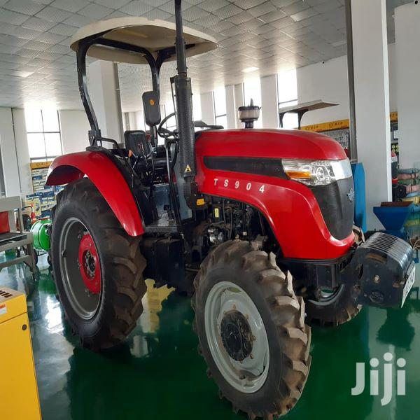 Large 90HP Farm/Agricultural Tractor With Disc Plough