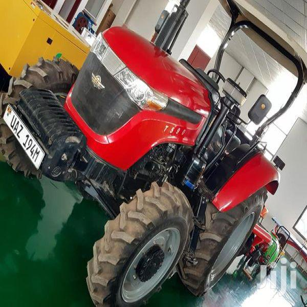 Large 90HP Farm/Agricultural Tractor With Disc Plough | Heavy Equipment for sale in Kampala, Central Region, Uganda