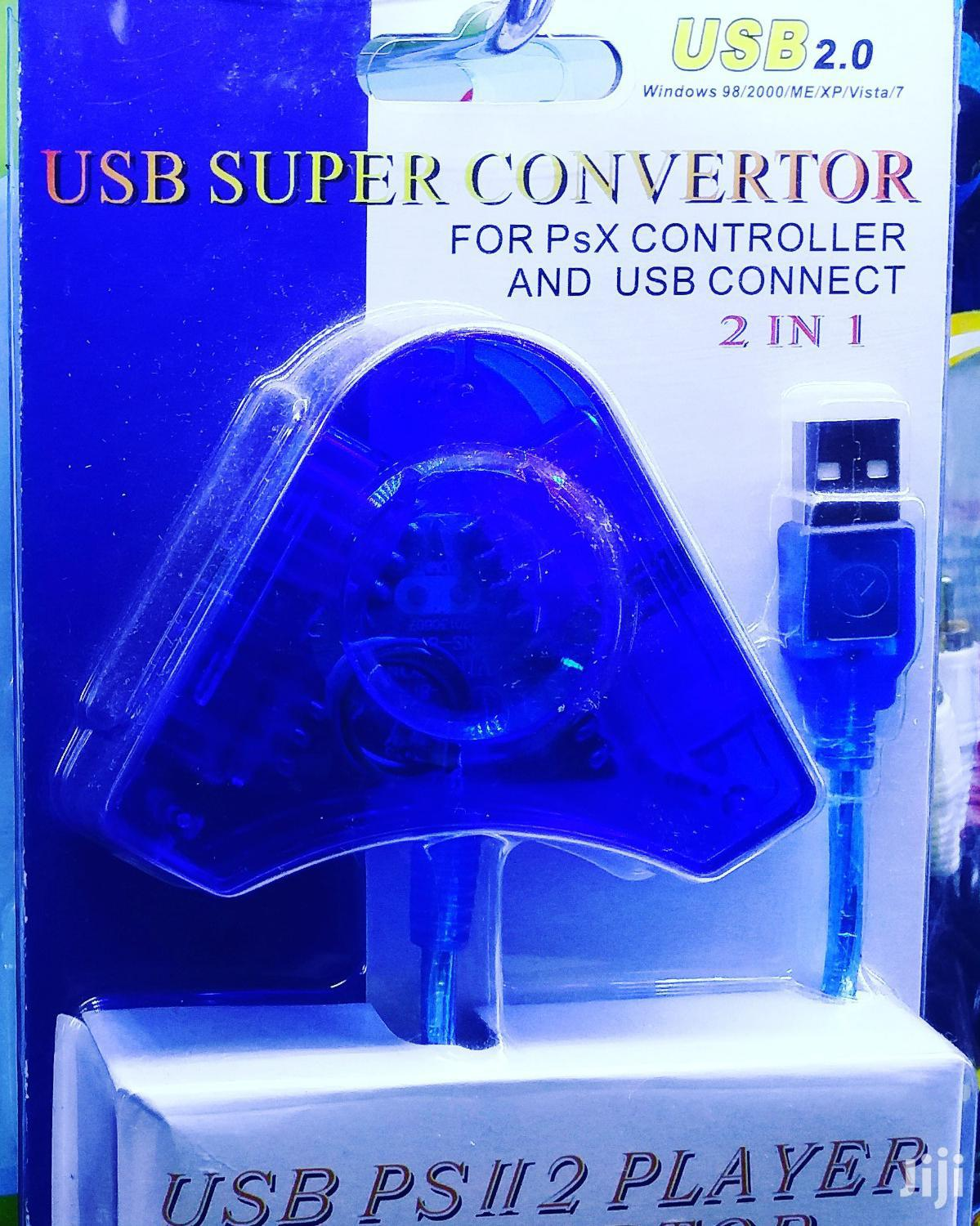 Archive: Ps2 Ps3 Usb Connector Converter