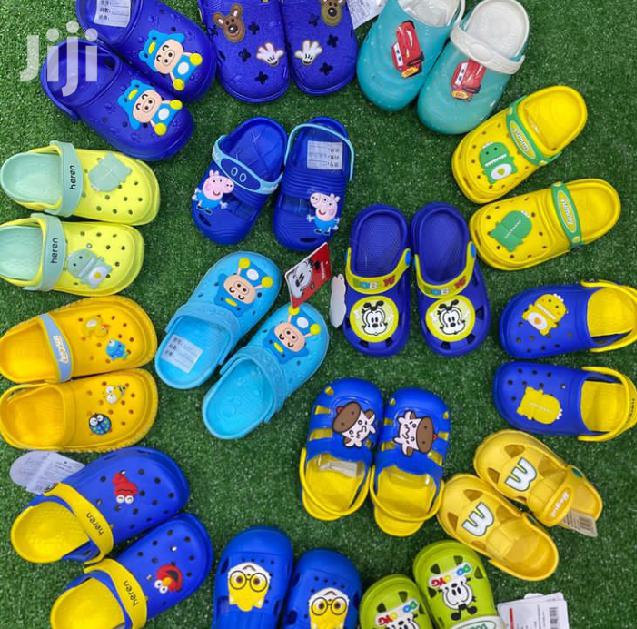 A Pair of Kids Crocs | Children's Shoes for sale in Kampala, Central Region, Uganda